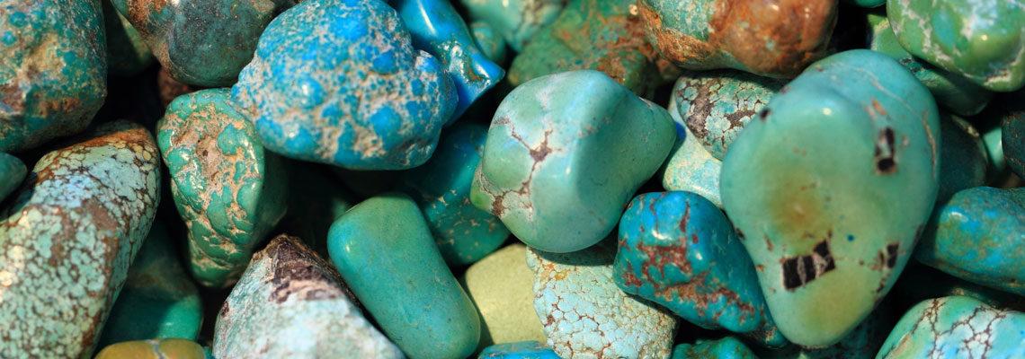 La pierre turquoise